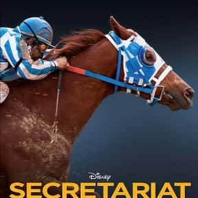 Secretariat is listed (or ranked) 2 on the list The Best Diane Lane Movies