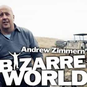 Andrew Zimmern's Bizarre World
