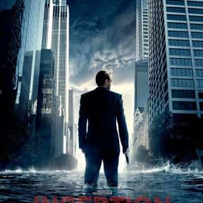 Inception is listed (or ranked) 1 on the list The Best Science Fiction-y Psychological Dramas
