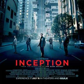 Inception is listed (or ranked) 24 on the list The Best Action Movies Of The 2010s, Ranked
