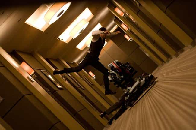 Inception is listed (or ranked) 4 on the list The Best Practical Effects In Movies Of The 2010s