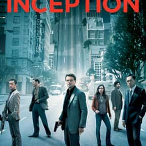 Inception is listed (or ranked) 15 on the list The Best Movies Of All Time