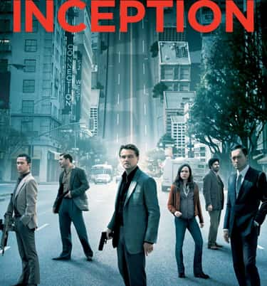 Inception is listed (or ranked) 1 on the list What to Watch If You Love Shutter Island