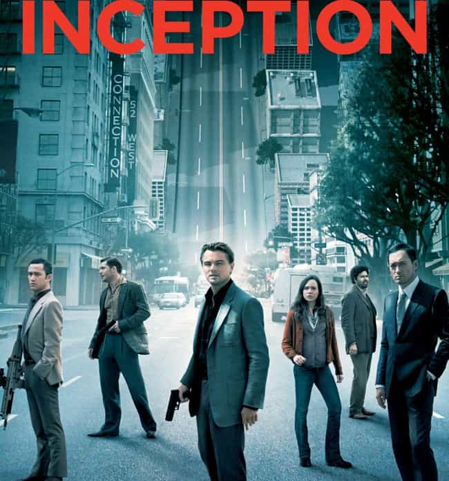 Inception is listed (or ranked) 4 on the list What to Watch If You Love Black Mirror