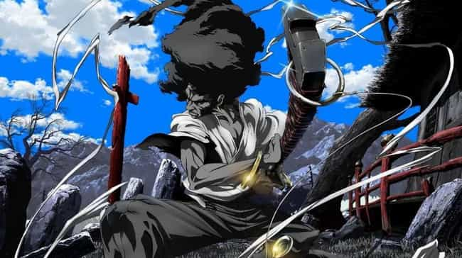 Afro Samurai is listed (or ranked) 4 on the list The Best Anime Like Berserk