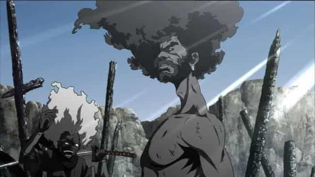 Afro Samurai is listed (or ranked) 4 on the list The 13 Best Anime Like Samurai Jack