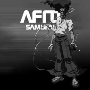 Afro Samurai is listed (or ranked) 18 on the list The Best Martial Arts Anime of All Time