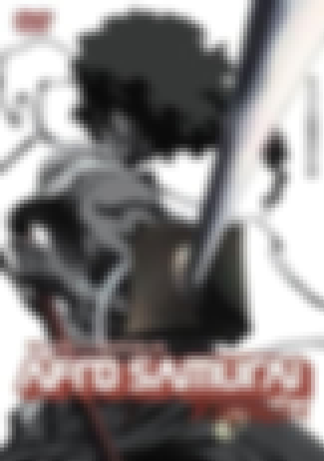 Afro Samurai is listed (or ranked) 3 on the list 25 Anime With Art Styles Like Nothing You've Seen Before