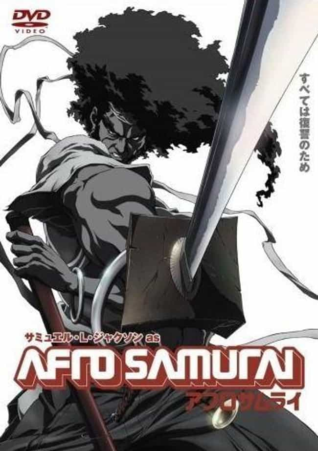 Afro Samurai is listed (or ranked) 4 on the list The Most Unique Art Styles in Anime