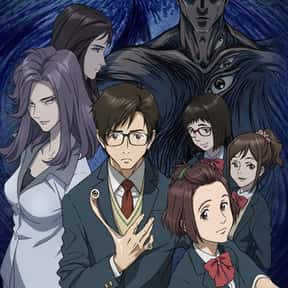 Parasyte is listed (or ranked) 10 on the list The Best Madhouse Anime, Ranked