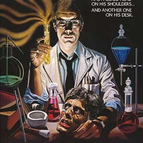 Re-Animator is listed (or ranked) 12 on the list The Best B Movies of All Time