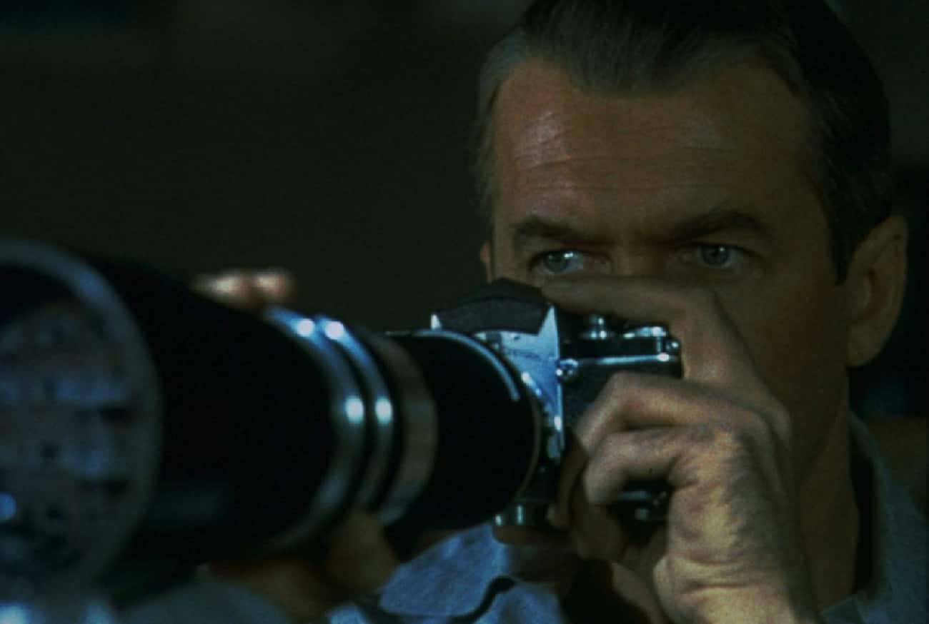 Rear Window is listed (or ranked) 4 on the list Horror-Adjacent Movies To Watch When You Run Out Of Horror Movies