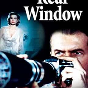 Rear Window is listed (or ranked) 7 on the list The Best Mystery Thriller Movies, Ranked