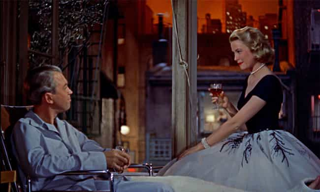 Rear Window is listed (or ranked) 3 on the list The Best Movies That (Mostly) Take Place In A Single Location