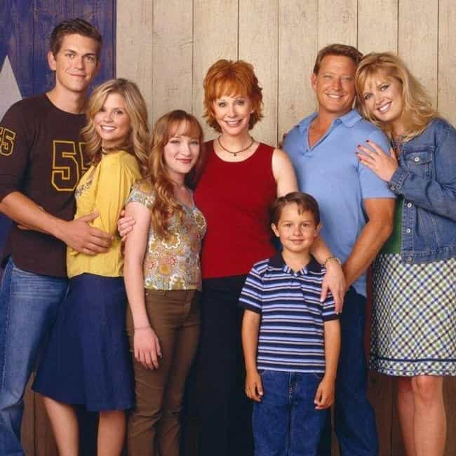 Reba is listed (or ranked) 3 on the list The Best TV Shows With Pregnancy Storylines