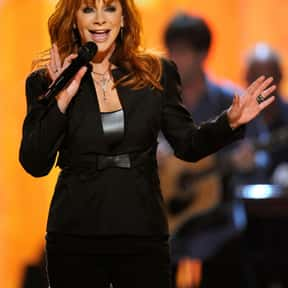 Reba McEntire is listed (or ranked) 12 on the list Celebrity Women Over 60 You Wouldn't Mind Your Dad Dating