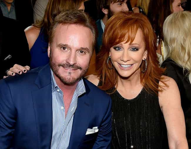 Reba McEntire is listed (or ranked) 8 on the list 20 Famous Long-Term Couples That Split