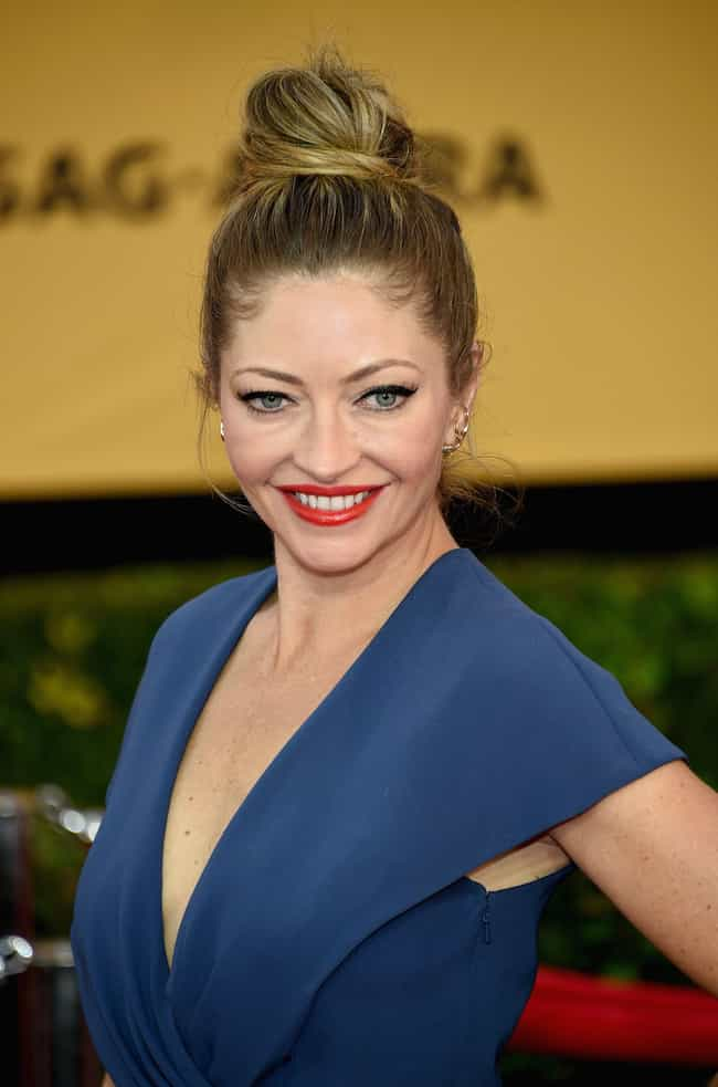 Rebecca Gayheart is listed (or ranked) 4 on the list Women Who Luke Perry Has Dated