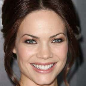 Rebecca Herbst is listed (or ranked) 8 on the list Famous People Named Becky