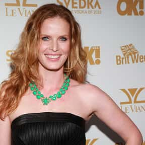 Rebecca Mader is listed (or ranked) 4 on the list Famous People Named Becky