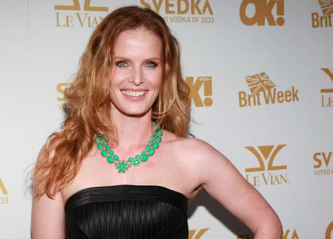 Rebecca Mader is listed (or ranked) 4 on the list Mehcad Brooks Loves and Hookups