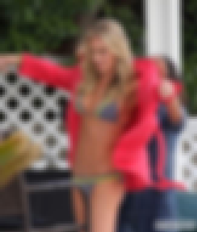 Rebecca Romijn is listed (or ranked) 1 on the list Bikinipedia- R