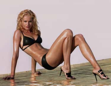 Rebecca Romijn is listed (or ranked) 2 on the list The Hottest California Models of All Time