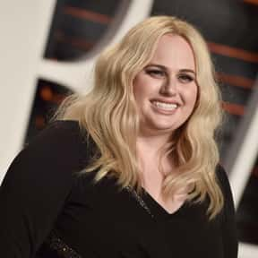 Rebel Wilson is listed (or ranked) 13 on the list Famous Pisces Female Celebrities