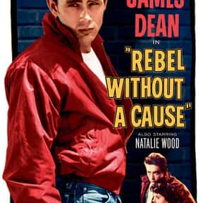 Rebel Without a Cause is listed (or ranked) 4 on the list 20+ Great Movies About Teen Life in the 1950s