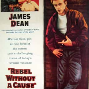 Rebel Without a Cause is listed (or ranked) 8 on the list Great Movies About People Going Through Life Solo