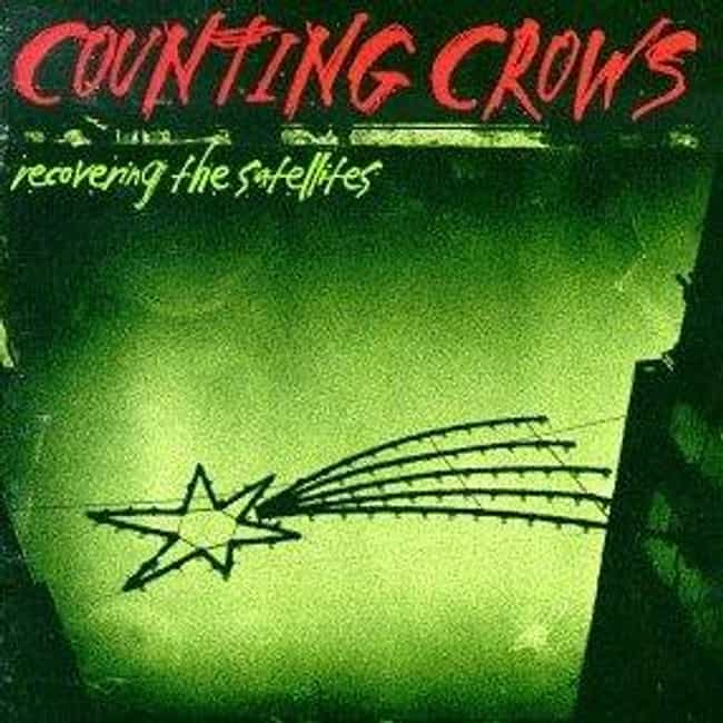 List of All Top Counting Crows Albums, Ranked