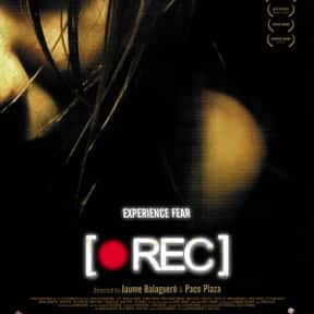 REC is listed (or ranked) 1 on the list The Most Horrifying Found-Footage Movies