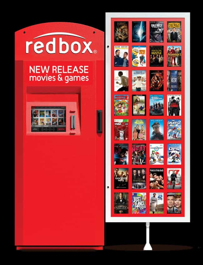 Redbox is listed (or ranked) 4 on the list Awesome Things You Can Get For Free Online