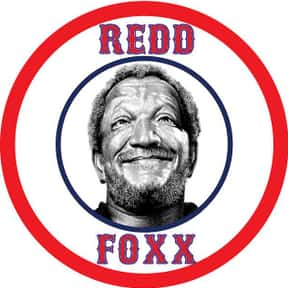Redd Foxx is listed (or ranked) 8 on the list The Funniest Blue Comedians of All Time