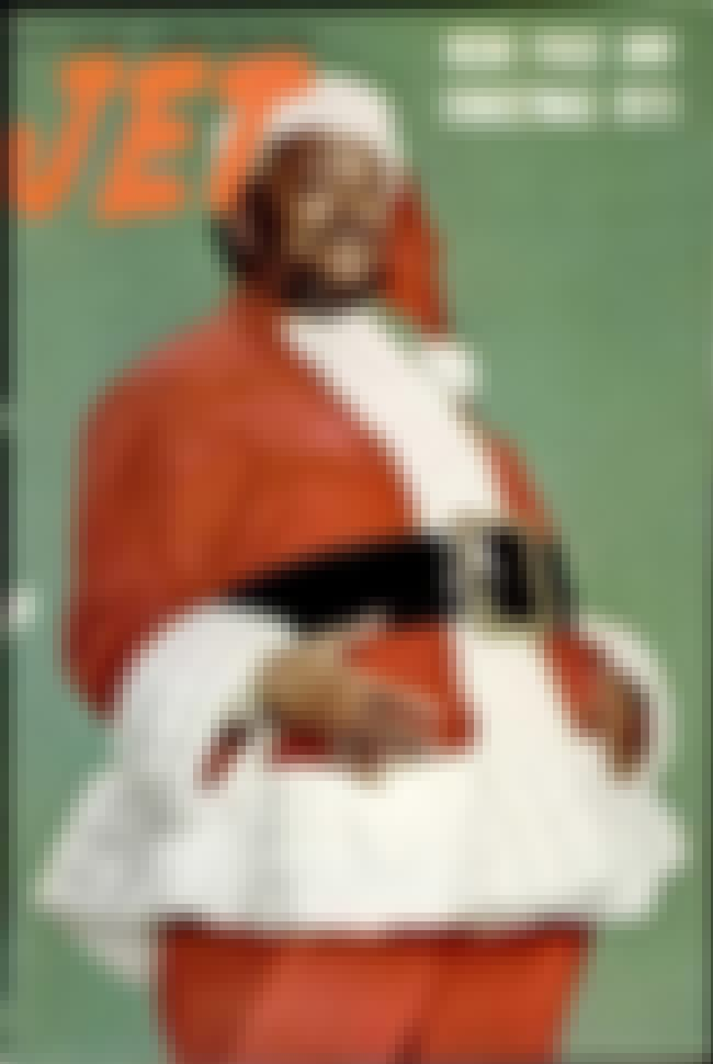 Redd Foxx is listed (or ranked) 2 on the list The Flyest Black Santas of All Time