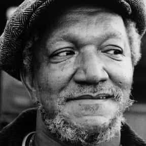 Redd Foxx is listed (or ranked) 9 on the list The Funniest Stand Up Comedians Of All Time