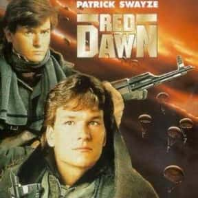 Red Dawn is listed (or ranked) 11 on the list The Most Patriotic Movies of All Time