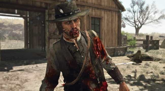Red Dead Redemption is listed (or ranked) 3 on the list The Most Mind-Shattering Videogame Plot Twists Of All Time