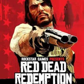 Red Dead Redemption is listed (or ranked) 10 on the list Video Games All Basic Bros Love