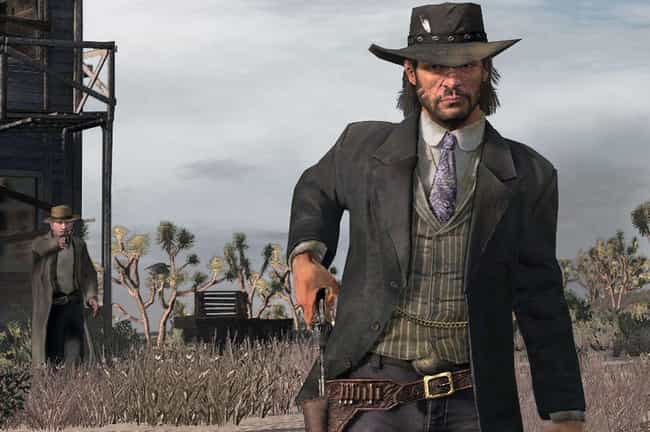 Red Dead Redemption is listed (or ranked) 1 on the list Video Games That Would Make Great TV Series