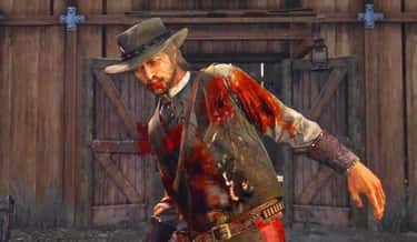 John Marston Is Taken Out At T is listed (or ranked) 1 on the list 12 Times Video Game Heroes Were Destroyed In A Fight