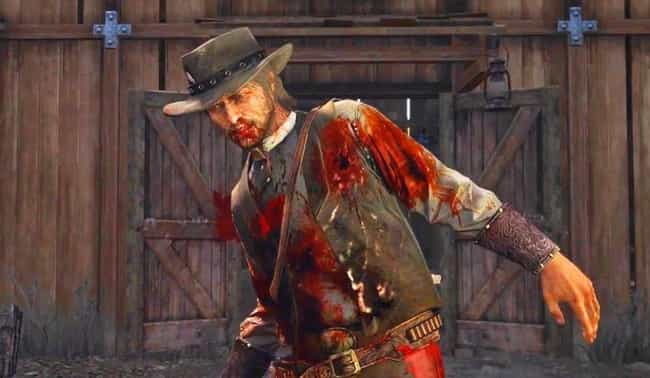 Red Dead Redemption is listed (or ranked) 1 on the list 12 Times Video Game Heroes Were Destroyed In A Fight