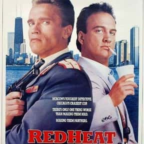 Red Heat is listed (or ranked) 16 on the list The Best Cop Movies of the 1980s