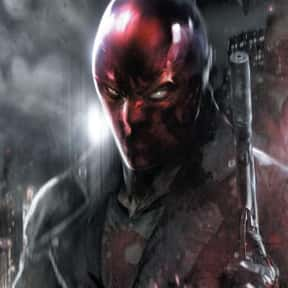 Red Hood is listed (or ranked) 12 on the list The Best Batman Villains Ever