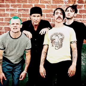Red Hot Chili Peppers is listed (or ranked) 4 on the list The Best Bands with Colors in Their Names