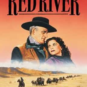 Red River is listed (or ranked) 2 on the list The Best 1940s Western Movies