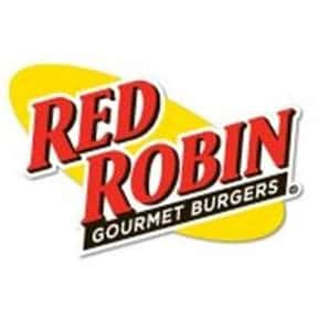 Red Robin is listed (or ranked) 3 on the list The Best Bar & Grill Restaurant Chains