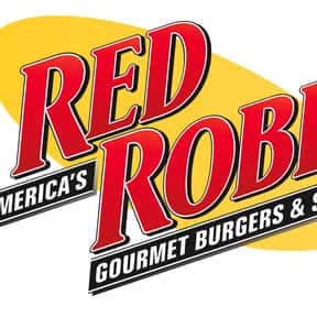 Red Robin is listed (or ranked) 4 on the list The Best Family Restaurant Chains in America