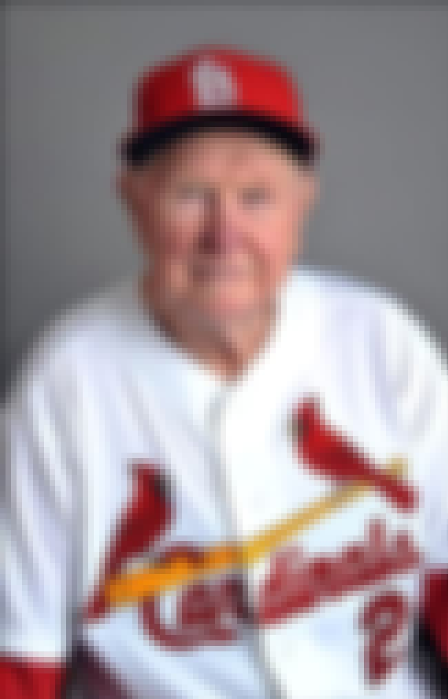 Red Schoendienst is listed (or ranked) 3 on the list Old Athletes You Didn't Realize Are Still Alive
