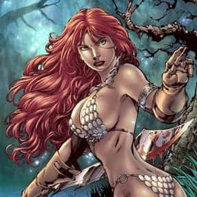 Red Sonja is listed (or ranked) 23 on the list The Most Attractive Cartoon Characters Of All Time
